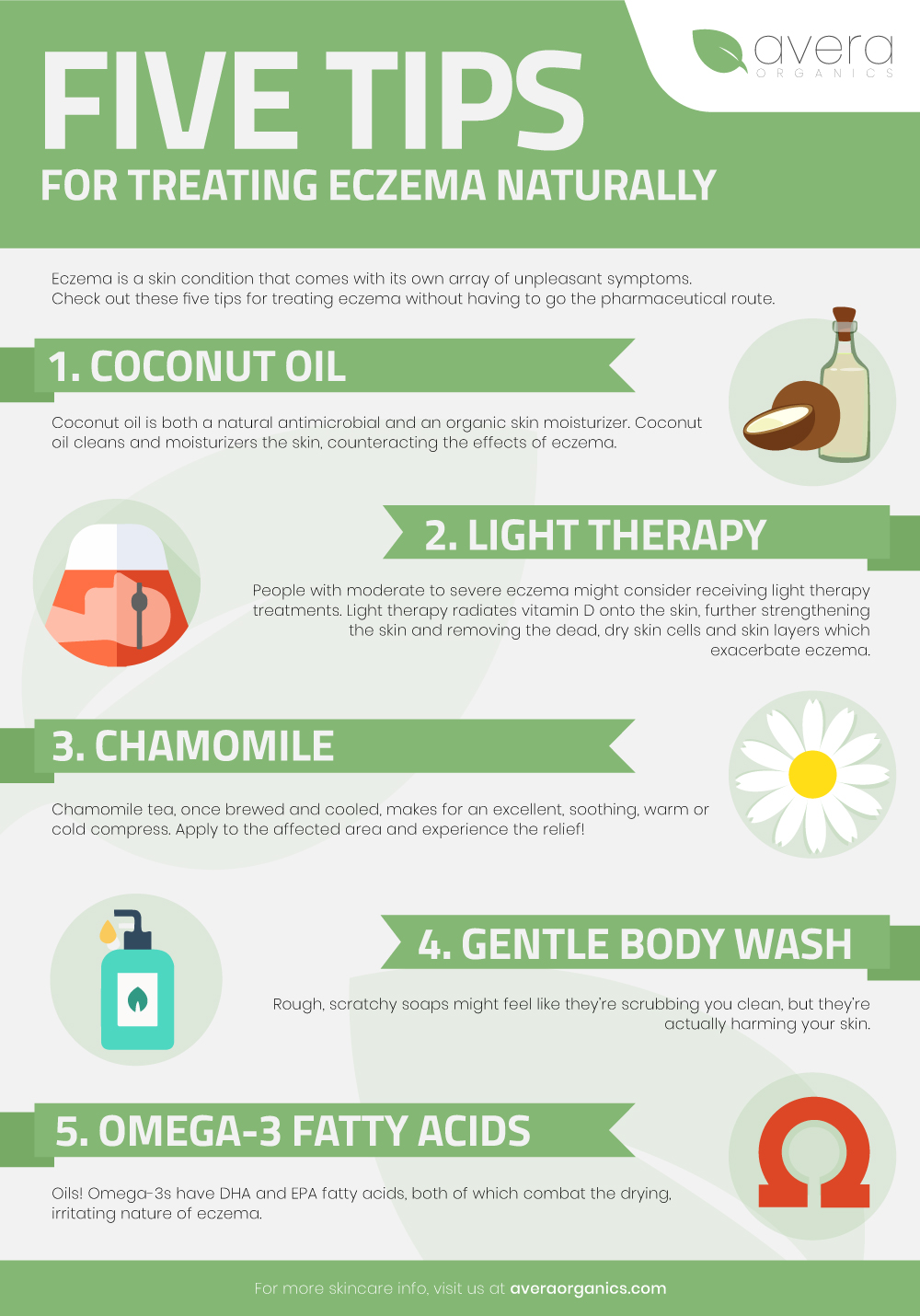 5 tips for treating eczema naturally without medication